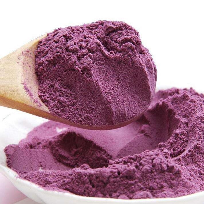 Пудра фиолетового батата, 25гр